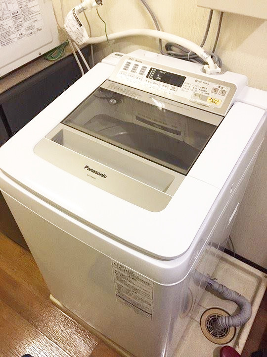 ☆全室完備:洗濯機(ビジネスホテル レストコーポ西浜)